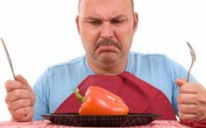 Питание должно быть сбалансированным