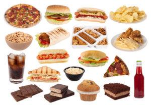 Перечень опасных продуктов