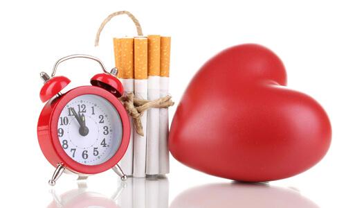 Курить — сосудам вредить