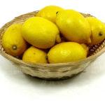 0,5 кг лимонов