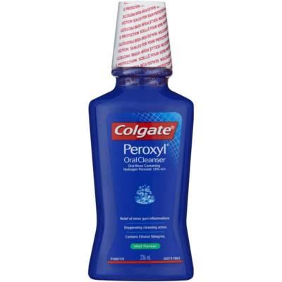 Раствор Colgate Peroxyl Oral Cleanser
