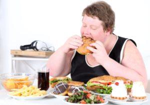 Избыточное потребление животных жиров