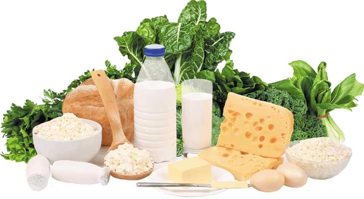 Кальций в продуктах список и дозы