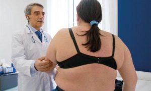Люди, страдающие избыточным весом