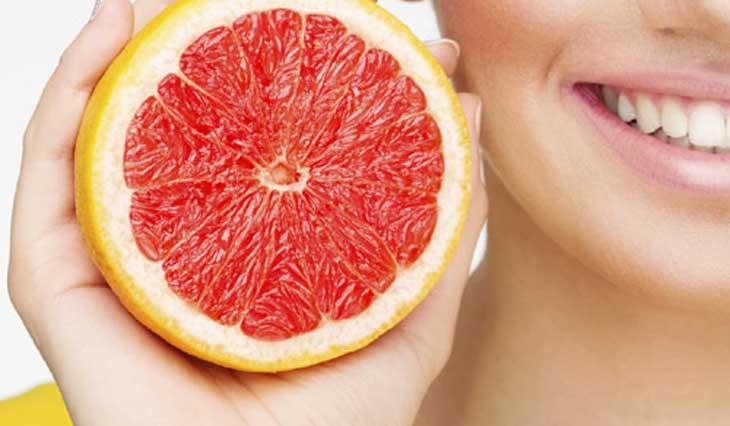 Менюгрейпфрутовой диеты