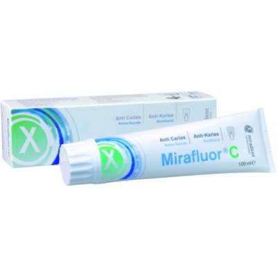 Зубная паста Miradent Mirafluor C