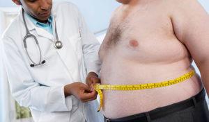 Наличие избыточного веса