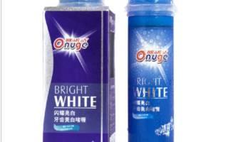 Гель Onuge White Now