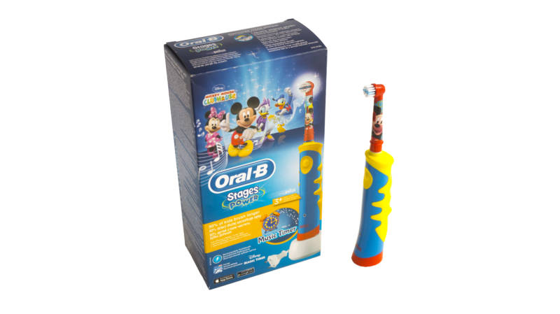 Щетка Oral-B Kids Mickey Mouse