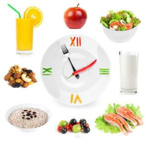 Переход на 5-разовое питание