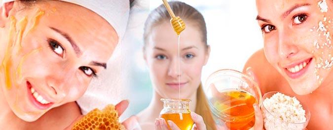 Рецепты лучших медовых масок для лица