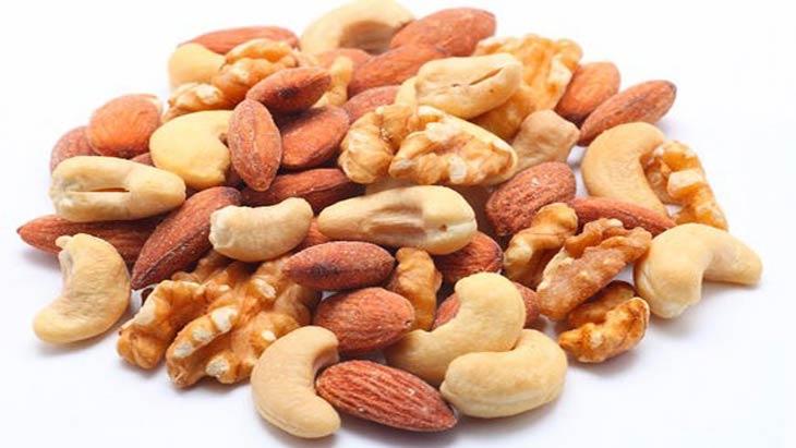 Список продуктов, богатых витамином Е