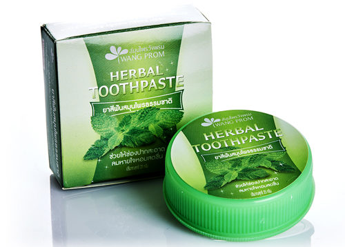 Зубная паста зубная паста Wangrom