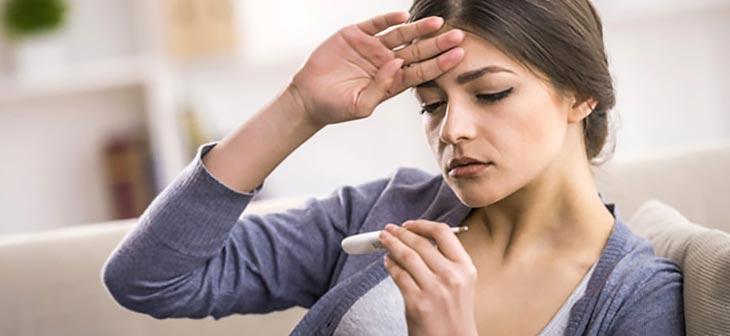 Температура 37 - 37,5 без симптомов у женщин