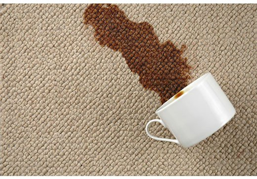 пятна кофе с молоком