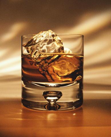 Алкоголь и лед