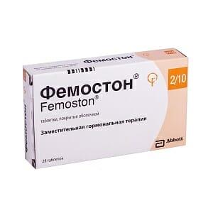Препарат Фемостон