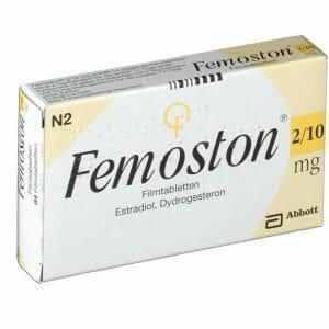 Гормональное средство Фемостон