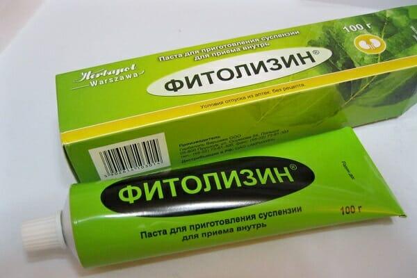 Препарат Фитолизин