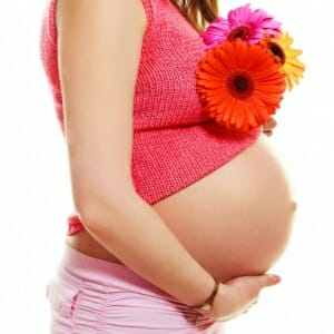 Беременность и цветы