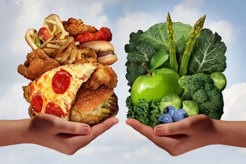 Как понизить холестерин с помощью питания