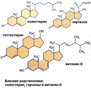 Влияет на образование витамина Д