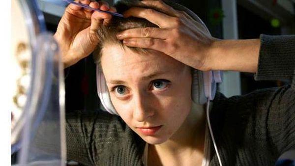 Осложнения после выдергивания волос