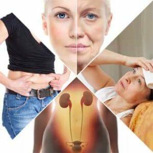 Признаки менопаузы старение
