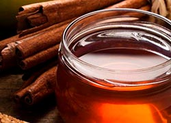 корица и мед творят чудеса!