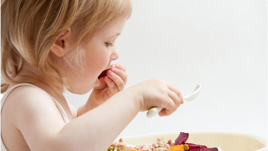 диета при гастрите ребенку