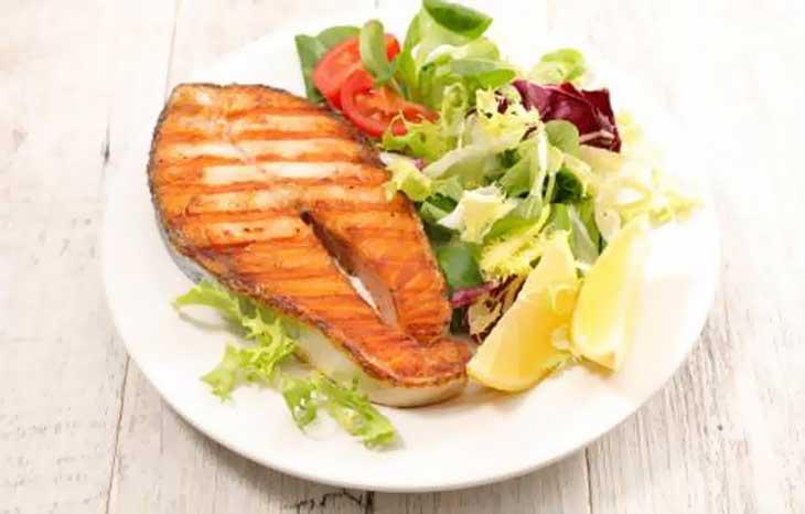 меню рыбной диеты