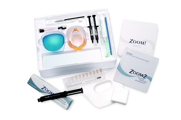 Набор для отбеливания зубов Zoom