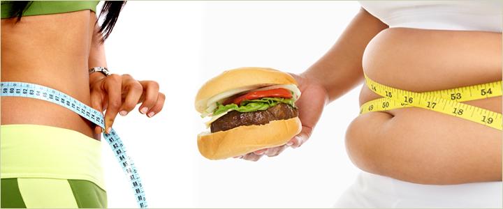 Лишний жир на талии и животе