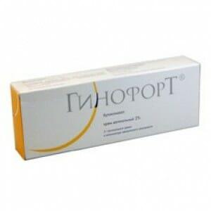 Гинофорт крем