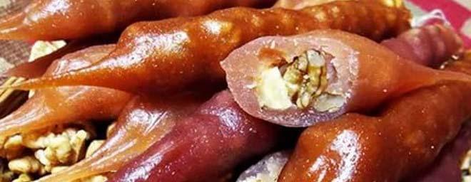 пошаговый рецепт приготовления чурчхелы