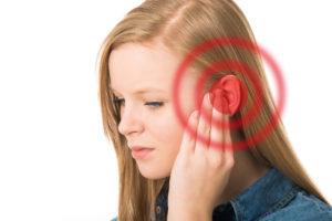 Появление шума в ушах