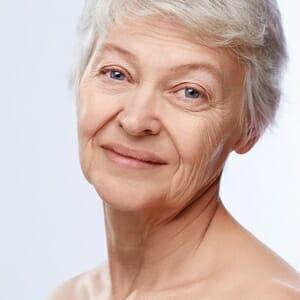 В пожилом возрасте