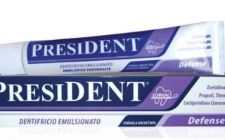 Президент зубная паста