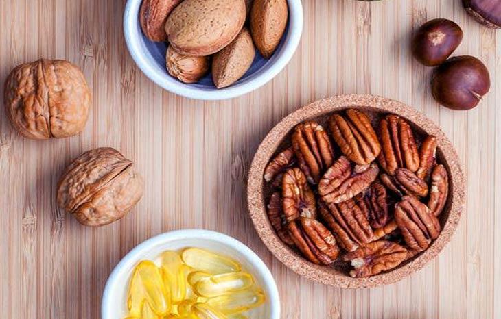 продукты содержат витамин Е