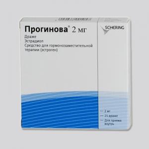 Прогинова