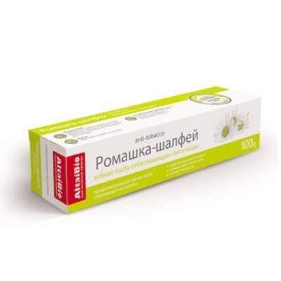 Зубная паста Ромашка