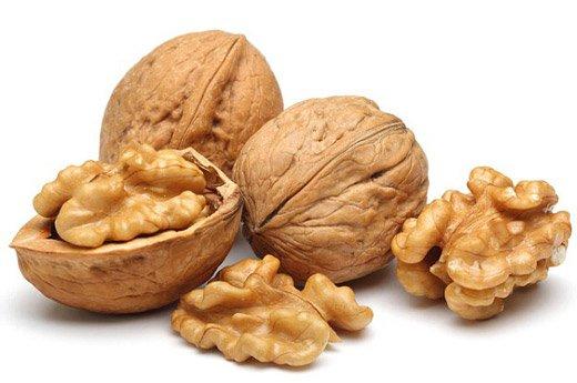 орехи для меланина