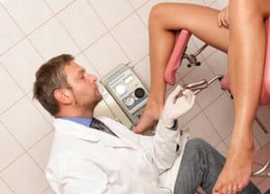 Гинеколог и пациентка