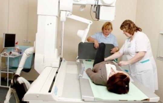 рентгенография почек