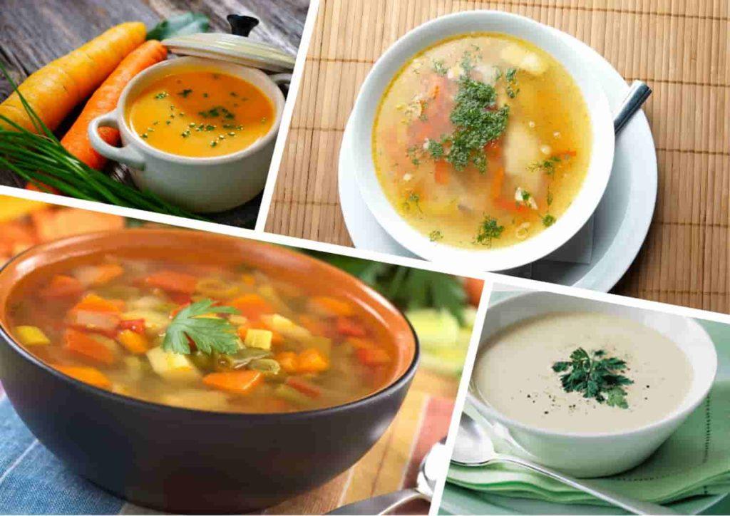 диетические супы при гастрите рецепты