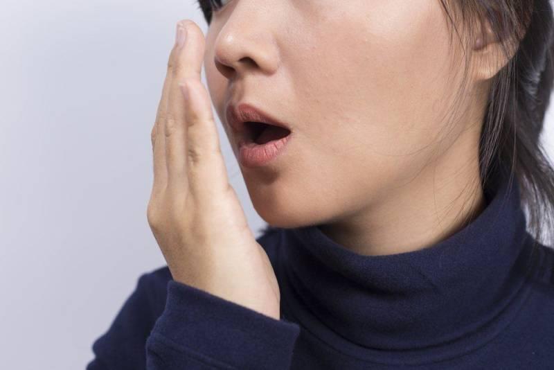 Запах изо рта